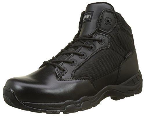 Magnum Viper PRO 5.0 Waterproof - Stivali da Lavoro Unisex Adulto, Nero (Black), 45 EU