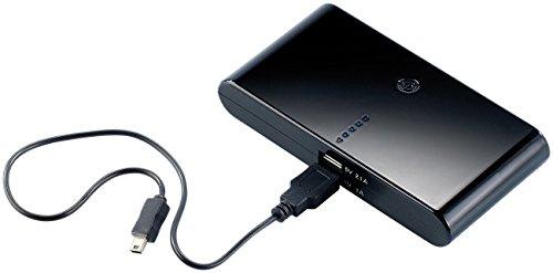 revolt Powerbank Smartphone: Powerbank mit 12.000 mAh für iPad, iPhone, Handy und USB-Geräte (Powerbar Handy)