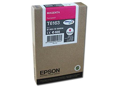 Epson B 300 (T6163 / C 13 T 616300) - original - Tintenpatrone magenta - 3.500 Seiten - 53ml