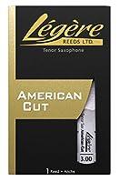 Legere TSA2.00 Tenor Saxophone American Cut テナー サックス用 樹脂製リード
