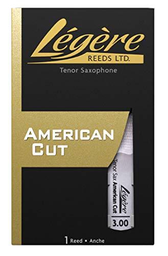 Legere American Cut 3.00 Tenor Saxophone Reeds (TSA3.00)