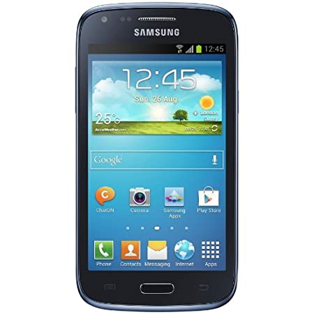 Samsung Galaxy Core (GT-I8260) - Smartphone libre Android (pantalla 4.3