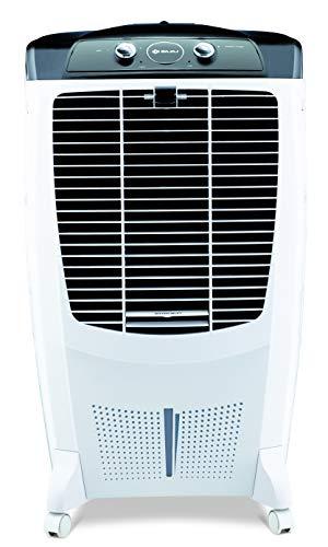 Bajaj DMH 67 67-litres Room Desert Air Cooler (White) - for Lage Room