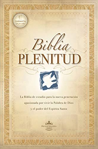 Spirit-Filled Bible-RV 1960 (Spirit-Filled Life Bibles)