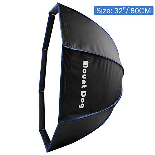 MOUNTDOG 1600W Photography Professional (Studio Umbrella-Blue)