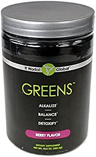 It Works Greens Berry Value Size