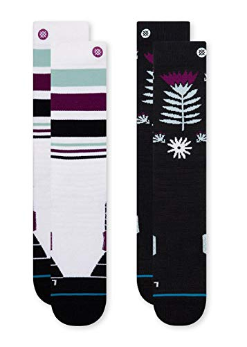 Stance Damen Monro 2er Pack Socken, Multi