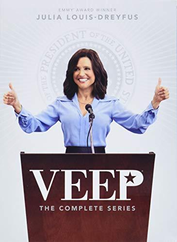 VEEP: Complete Series (7Pk/DVD)