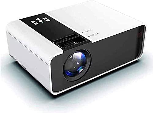 Proyectores de WIFI / 1080P Full HD-8000 LUMEN MINI Proyector de video LED portátil para proyector inalámbrico para teléfonos inteligentes HDMI Multimedia Home Office MobilePhone Theatre Película