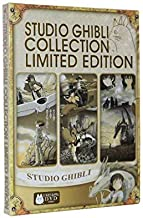 Studio Ghibli Collection Limited Edition 18 movie Miyazaki Films- 6 DVD