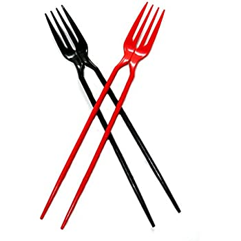 The Chork - Chopsticks and Fork in One (24 Pack)