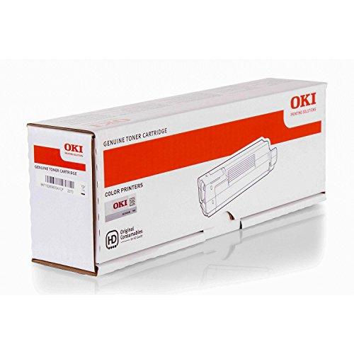 Original OKI 44315307 / C610, Premium Drucker-Kartusche, Cyan, 6000 Seiten