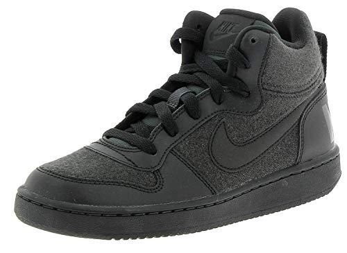 Nike - Court Borough Mid S - 918340002 - Couleur: Gris - Pointure: 38.0
