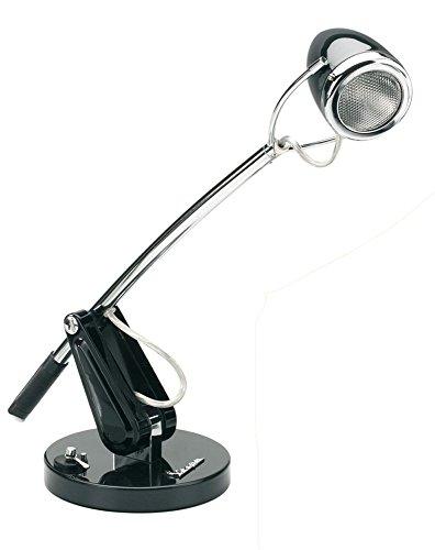 Forme Tischlampe Vespa Vintage, klein, schwarz, 570x170x470mm