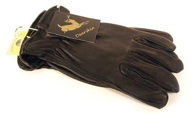 Napa Deerskin Leather Driver Gloves