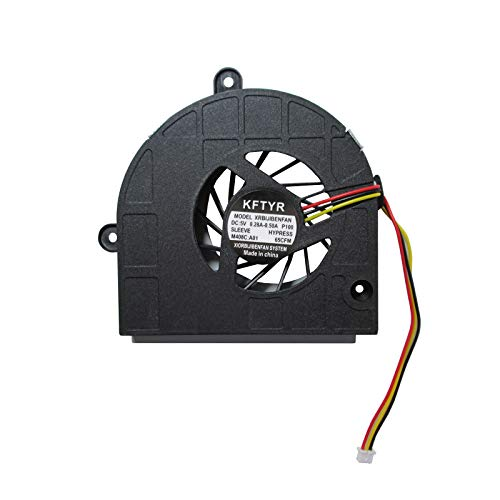 Ersatz Ventilador para procesador Asus K43T K43B K53B K53BY K53T A53U X53U...