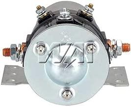 Series Parallel Solenoid Relay Switch 12 24 Volt CATERPILLAR Cummins Delco White