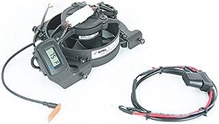 Trail Tech 732-FN4 TTV Temperature Switching Digital Radiator Fan Kit