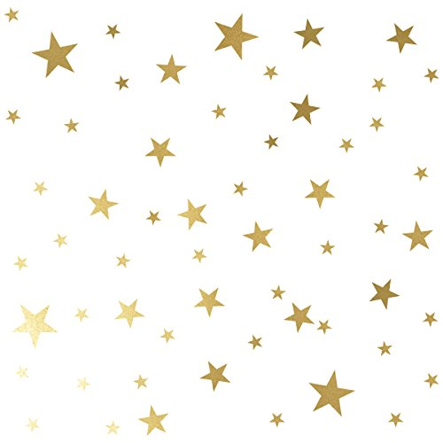 wall decal stars - 1