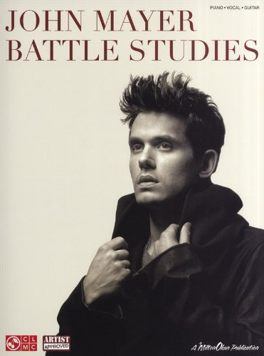 John Mayer: Battle Studies - PVG. Partituras para Piano, Voz y Guitarra
