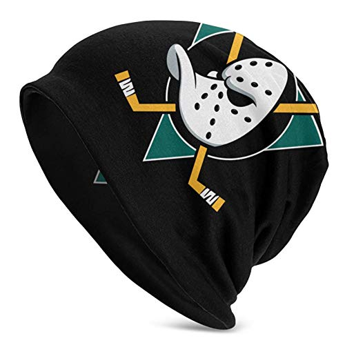 huatongxin Mighty Ducks, Gorro de Punto Unisex para Adultos,...