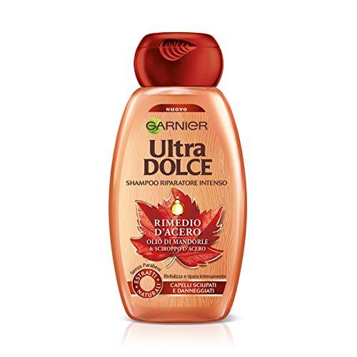 Garnier Ultra Dolce Rimedio Ahorn Balsam intensiv reparierende Spülung - 200 ml Shampoo