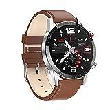 WEINANA Llame A Smart Watch Notificación De Llamada Entrante Y El Contenido De La Pulsera De Reloj De Visualización Sincrónica(Color:UN)
