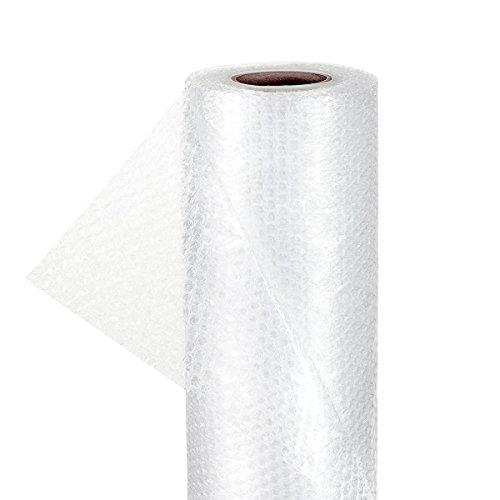 HaGa® Isolierfolie 1,2m x 10m - 2-lagige Frostschutz Luftpolsterfolie - Kälteschutzfolie für Pflanzen - pflanzenveträglich - witterungsbeständig