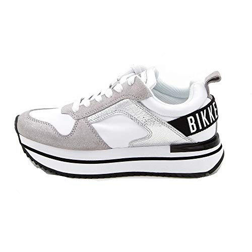 Bikkembergs - Chaussures Sneakers - Recommended products (Seguno) - Bikkembergs - B4BKW0057 - white - EU 37