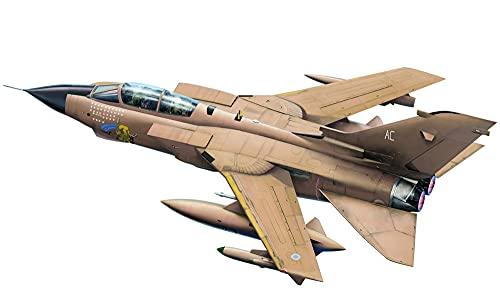 エデュアルド 1/72 リミテッドエディション 湾岸戦争 イギリス空軍 トーネード GR.1 デザートベーブ プラモデル EDU2137