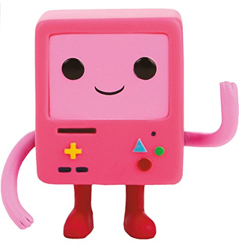 Funko - Figurine Adventure Time - Bmo Pink version Exclu Pop 10cm - 0849803087104