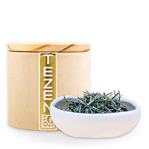 Kabuse Sencha: Grüner Sencha Tee aus Japan   Hochwertiger Japanischer Sencha Tee aus Frühjahrs Ernte   Premium Sencha Qualität 80g