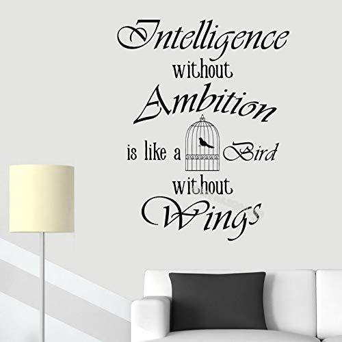 Shentop Weisheit ohne Ehrgeiz ist wie EIN Vogel ohne Flügel