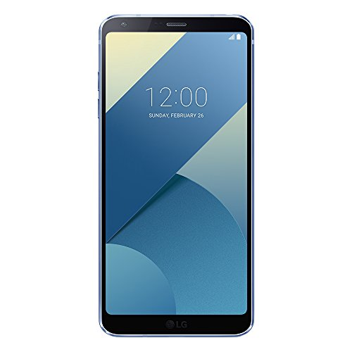 LG H870U Smartphone Prepagado G6 Plus 5.7″, LTE, Cámara Frontal 5 MP, Cámara Trasera 13 MP, Snapgragon…