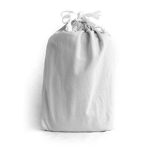Ostenx Tragetuch Babytragetuch Bauchtrage Babytrage Baby Wrap Tragehilfe Baby Carrier Sling Babytragen Grau Babytragetücher für Männer und Frauen - 6