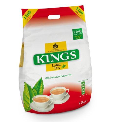 KINGS TEA CATERING TEA 1160 TEA BAGS