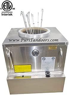 Gas Tandoor - ETL/NSF/ANSI-Restaurant Tandoor Oven 34 x 34 - Commercial Tandoor
