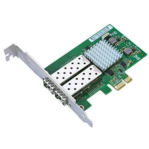 Bewinner Dual Gigabit Ethernet Adapter Tarjeta red