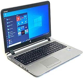 Webカメラ内蔵【Win 10搭載】HP ProBook 450 G3 ★高性能第6世代Core i7(2.3GHz)/8GBメモリ/SSD 256GB/15.6インチ/WiFi/Bluetooth/DVDマルチ/Office/中古パソコン