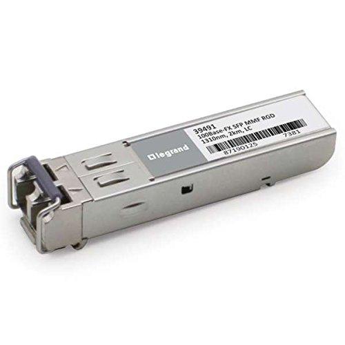 C2G/ Legrand Cisco® GLC-FE-100FX-RGD compatibele SFP-ontvanger (mini-GBIC)