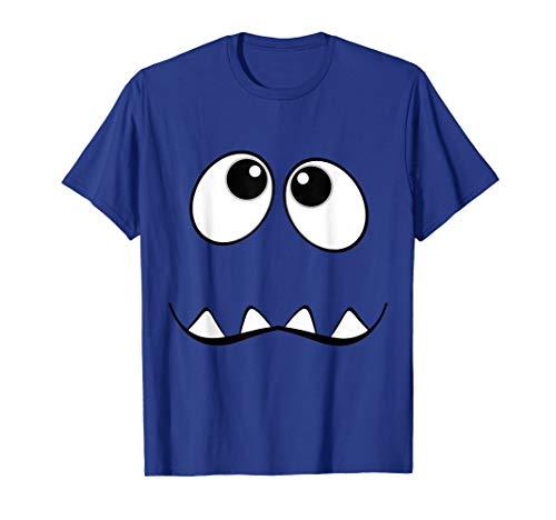 Karneval Gesicht T-Shirt