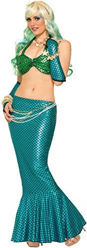 Forum Novelties Women's Standard Mermaid Costume...