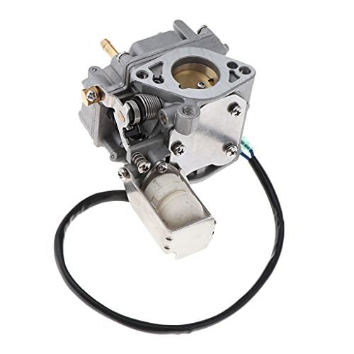 Janedream Owner Carburador fuera de borda para barco Motor marino Carbohidratos Carburador Assy Top cualitativo para Yamaha F20 F25 Motor fueraborda de 4 tiempos 65W-14901-00/10/11/12