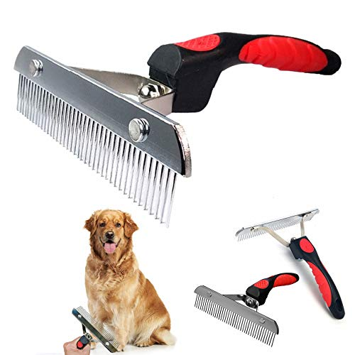 cepillo para desenredar pelo de perro fabricante Finding Laurel