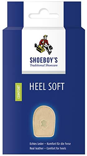 Shoeboy's Heel Soft - trittdämpfendes Fersenkissen zur Entlastung der Gelenke - Größe 41-43, 1 Paar