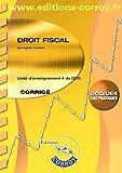 Droit fiscal UE 4 du DCG - Corrigé