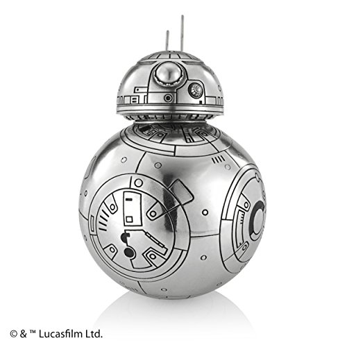 Royal Selengor Figura de Estanho BB8 Star Wars