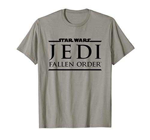 Star Wars Game Jedi Fallen Order Logo T-Shirt