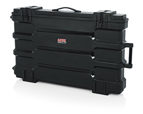 Gator Cases Molded LCD/LED TV and Monitor Transport Case; Fits 40' - 45' Screens (GLED4045ROTO)