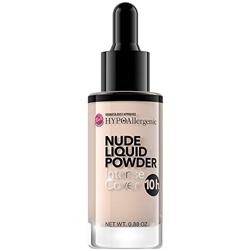 Bell Hypoallergenic - Maquillaje en polvo líquido, color beige (25g)
